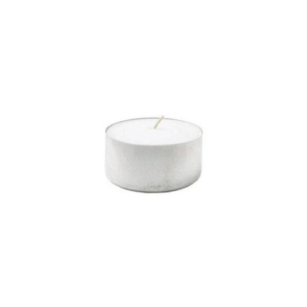 Čajové sviečky ø 39 mm, 8 h. [50 ks]