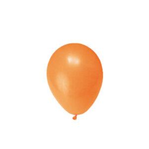 """Nafukovacie balóniky oranžové """"M"""" [100 ks]"""