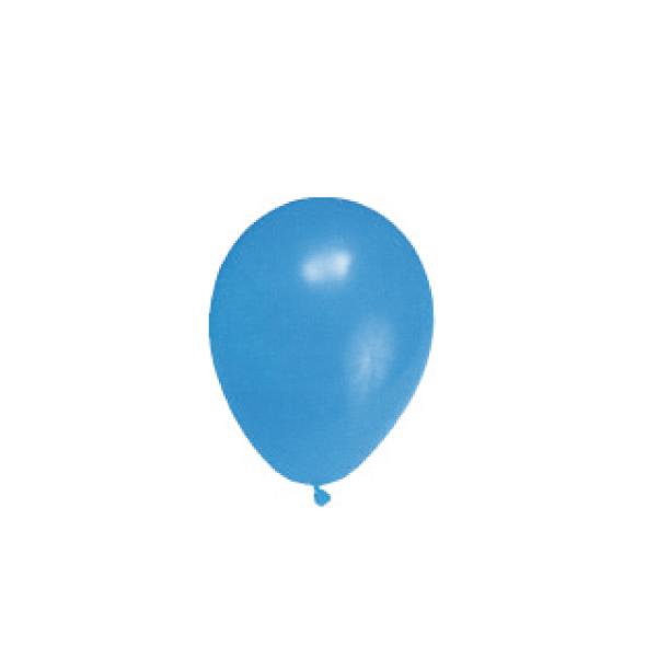 "Nafukovacie balóniky tmavomodré ""M"" [10 ks]"