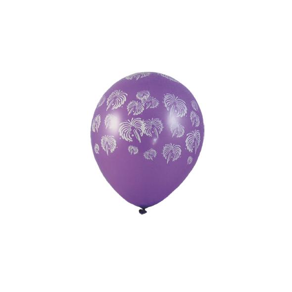 """Nafukovacie balóniky """"Ohňostroj"""" """"L"""" [5 ks]"""