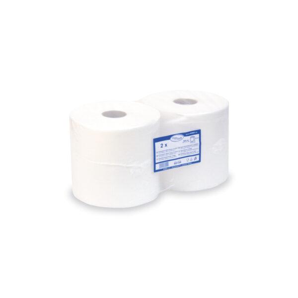 Priemyselné utierky tissue 2-vr. 24cm x 304m s ražbou [2 ks]