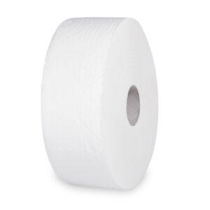 Toaletný papier tissue JUMBO 2-vrstvý ø 26 cm, 220 m [6 ks]