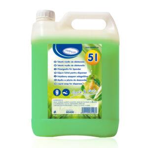 """Tekuté mydlo do dávkovača """"Jablko & Hruška"""" 5 litrov [1 ks]"""