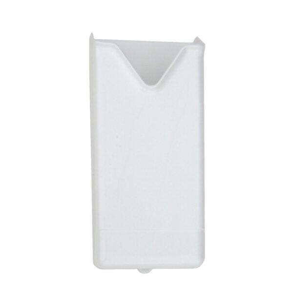 Plastový zásobník hyg. papierových vreciek, biely [1 ks]