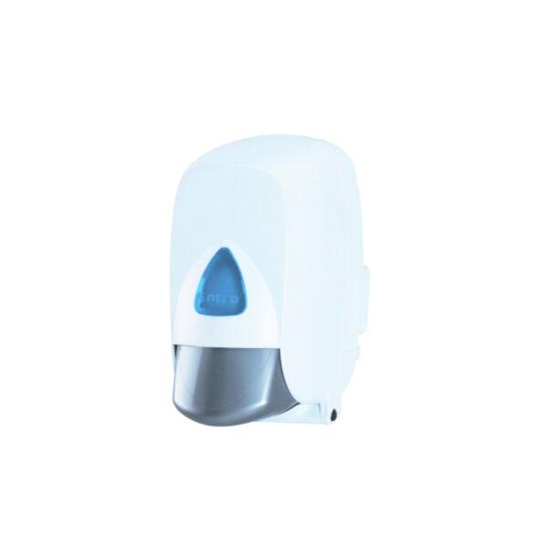 Dávkovač INTRO tekutého mydla 500 ml, biely [1 ks]