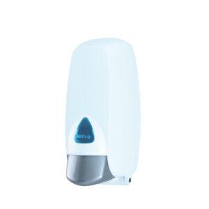 Dávkovač INTRO penového mydla 800 ml, biely [1 ks]
