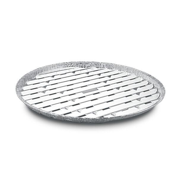 Tácka na gril okrúhla ALU ø 34 cm [3 ks]
