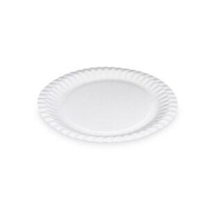 Papierové taniere plytké ø 23 cm [15 ks]