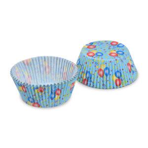 Cukrárenské košíčky balóniky ø 50 x 30 mm [40 ks]