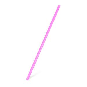 Slamky JUMBO fuchsia 25 cm, ø 8 mm [150 ks]