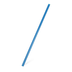 Slamky JUMBO modré 25 cm, ø 8 mm [150 ks]
