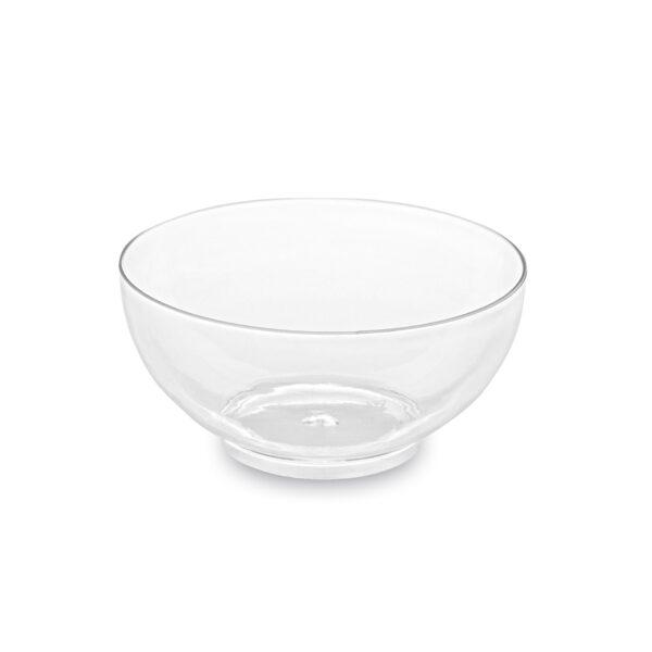 Fingerfood miska okrúhla, číra ø 6,7 x 3,3 cm - 70 ml [25 ks]