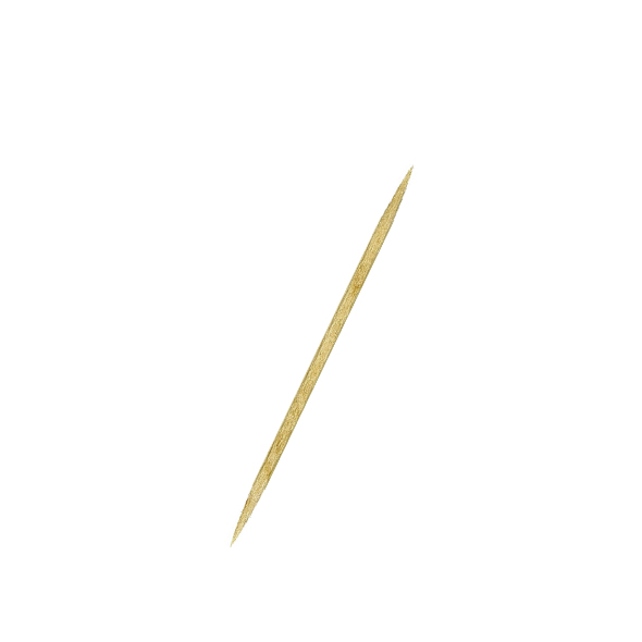 Drevené špáradlá ø 2 x 65 mm [100 ks]