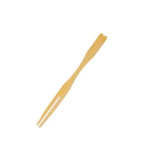 Bambusové napichovadlá VIDLIČKA 9 cm [100 ks]