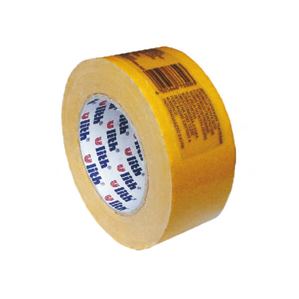 Obojstranná lepiaca páska s látkou 25 m x 50 mm [1 ks]