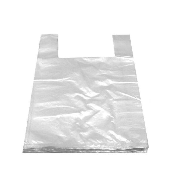 Tašky 20 kg biele 40+20 x 60 cm -extra silné- [50 ks]
