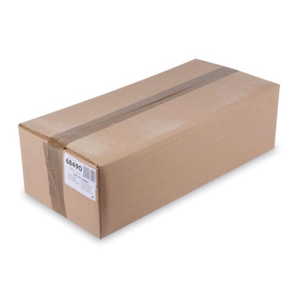 Tašky 10kg LDPE biele 30+18 x 55 cm -extra silné- [1000 ks]