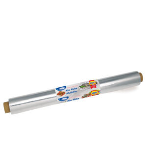Alu fólia -extra silná- 60cmx100m, 17µm jednotl. balená [1 ks]