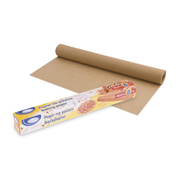 Papier na pečenie rolovaný 38 cm x 8 m [1 ks]