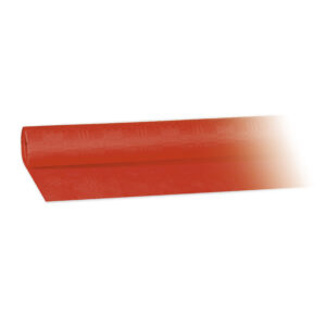 Pap. obrus rolovaný 8 x 1,20 m červený [1 ks]