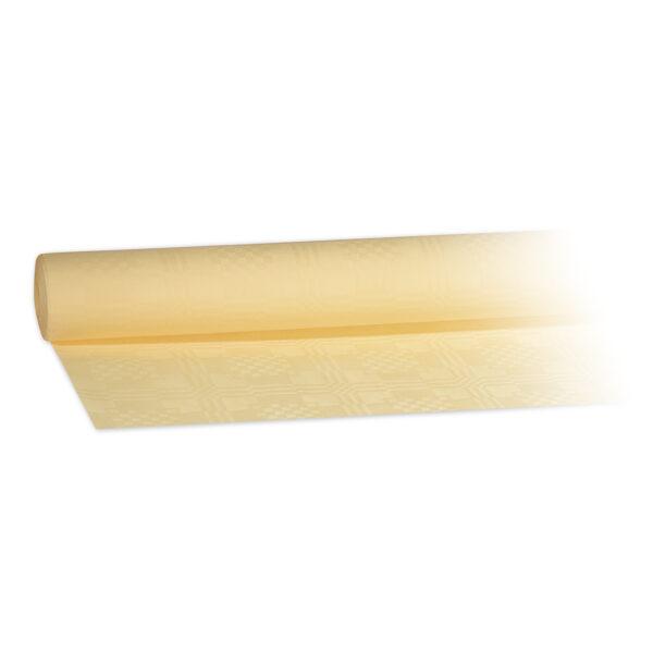 Pap. obrus rolovaný 8 x 1,20 m béžový [1 ks]