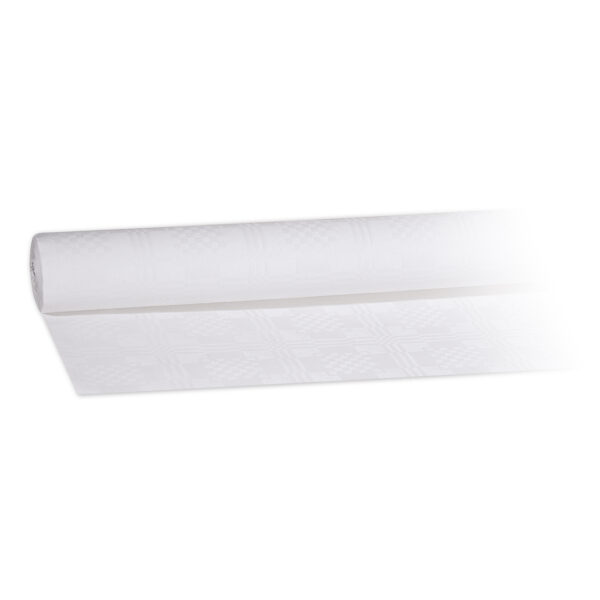Pap. obrus rolovaný 50 x 1,20 m biely [1 ks]