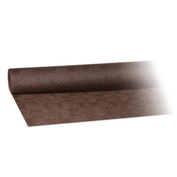 Pap. obrus rolovaný 8 x 1,20 m hnedý [1 ks]