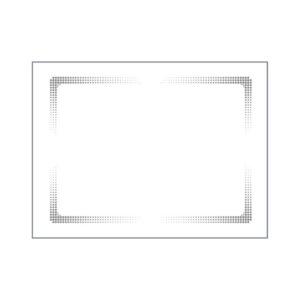 Papierové prestieranie 30 x 40 cm biele [200 ks]