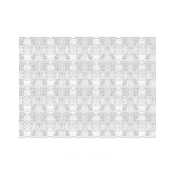 Papierové prestieranie 30 x 40 cm biele [100 ks]