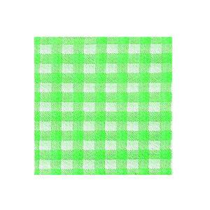 Obrúsky 1-vrstvé, 33 x 33 cm KARO zelené [100 ks]