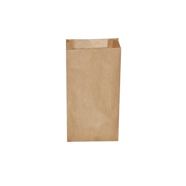 Desiatové pap. vrecká hnedé 1,5 kg (14+7 x 29 cm) [500 ks]