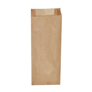 Desiatové pap. vrecká hnedé 3 kg (15+7 x 42 cm) [500 ks]