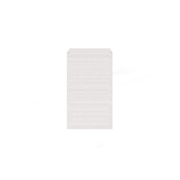 Lekárenské papierové vrecká biele 8 x 11 cm [4000 ks]