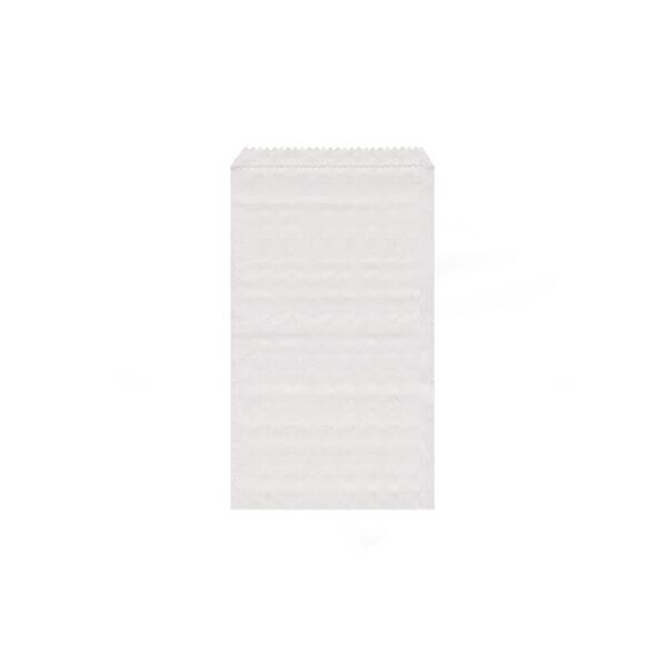 Lekárenské papierové vrecká biele 11 x 17 cm [3000 ks]