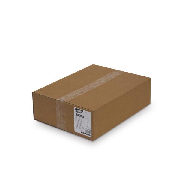 Desiatové pap. vrecká biele 1kg (12+5 x 24cm) [1000 ks]