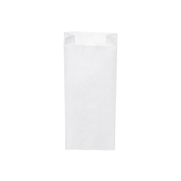 Desiatové pap. vrecká biele 2 kg (14+7 x 32 cm) [1000 ks]