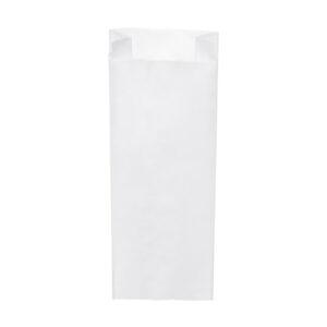Desiatové pap. vrecká biele 3 kg (15+7 x 42 cm) [1000 ks]