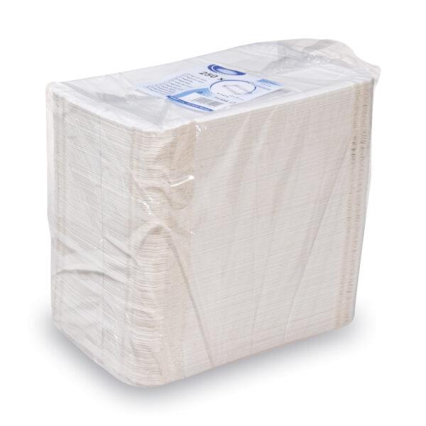 Papierové tácky PREMIUM 13 x 20 cm [250 ks]