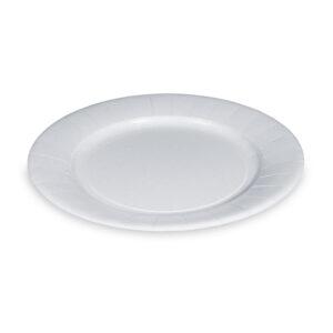 Papierové taniere plytké ø 29 cm, nepremastiteľné [50 ks]