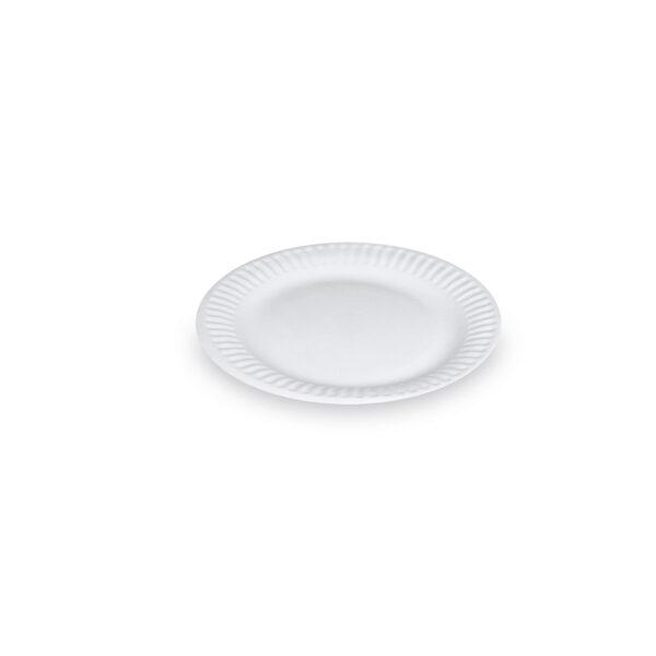 Papierové taniere plytké ø 15 cm [100 ks]