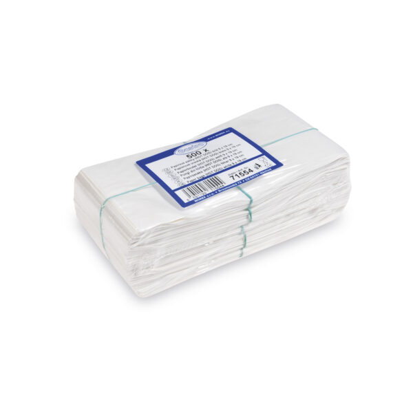 Papierové vrecká (HOT DOG) biele 9 x 19 cm [500 ks]
