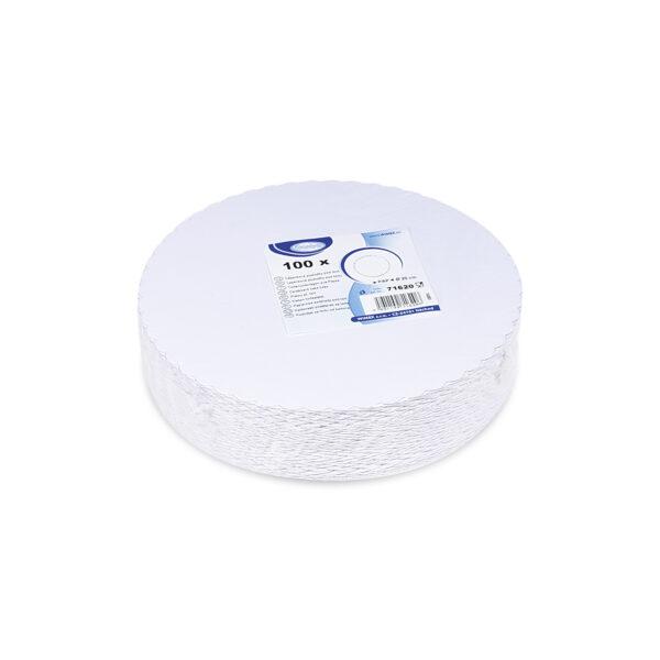 Lepenkové podložky pod tortu ø 20 cm [100 ks]