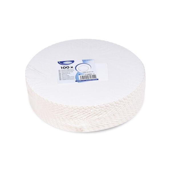 Lepenkové podložky pod tortu ø 24 cm [100 ks]