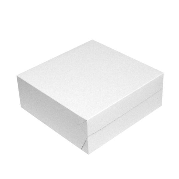 Tortová krabica 25 x 25 x 10 cm [50 ks]