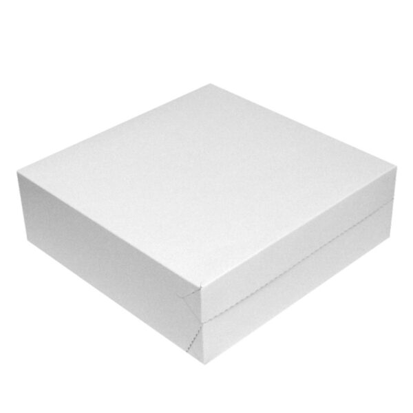 Tortová krabica 30 x 30 x 10 cm [50 ks]