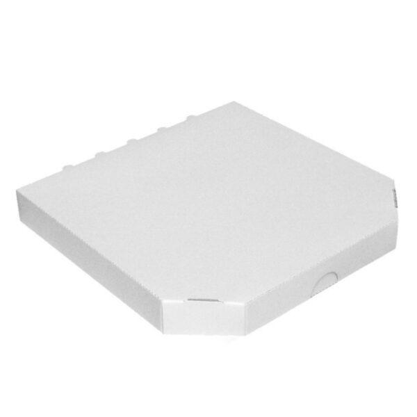 Krabica na pizzu -extra hrubá- 32 x 32 x 3 cm [100 ks]