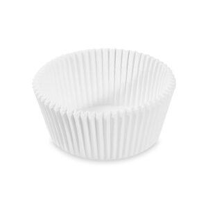 Cukrárenské košíčky biele ø 55 x 30 mm [1000 ks]
