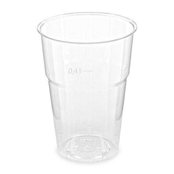 Pohár kryštál 0,4 l (ø 95 mm) [40 ks]