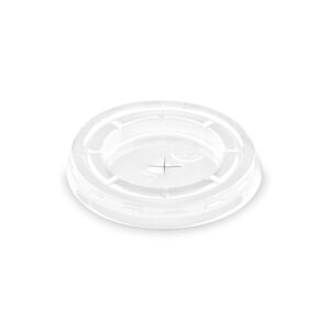 Viečko s krížovým otvorom pre poháriky ø 73 mm [100 ks]