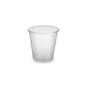 Pohár priehľadný 0,15 l -PP- (ø 70 mm) [100 ks]